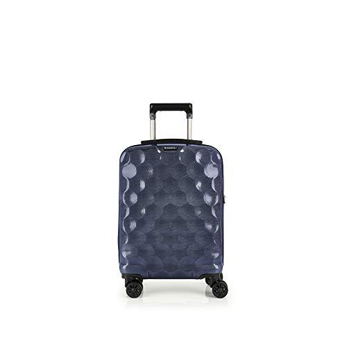 Gabol - Air | Maleta de Cabina Rigidas de 37 x 55 x 20 cm con Capacidad para 33 L de Color Azul