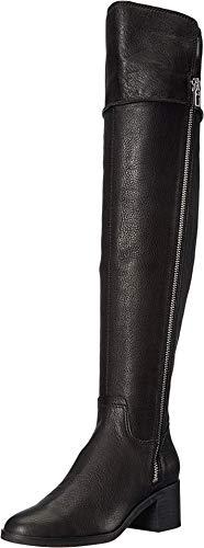Dolce Vita Dorien Black Leather 7 M