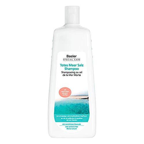 Basler Totes Meer Salz Shampoo Sparflasche 1 Liter