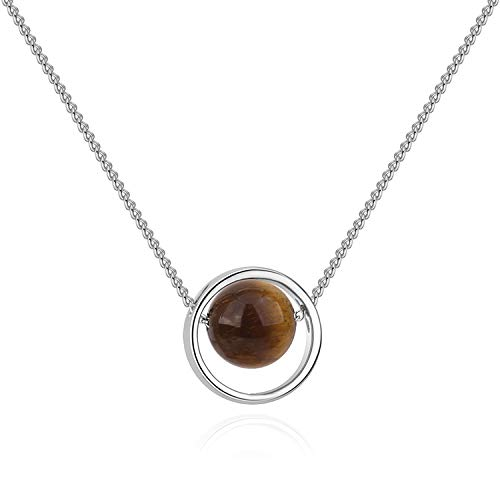 mangege Jewelry Creative Personality Cosmic Planet Pendant Long Necklace Fashion Mashup Lady...