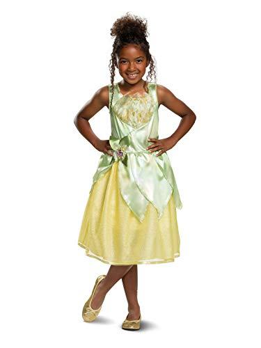 Tiana - Disfraz infantil clsico - Blanco - Small