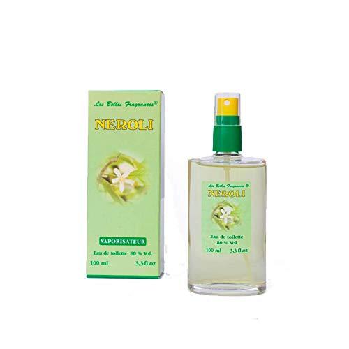 Neroli - Eau de Toilette pour femme - Florale - Artisan Parfumeur en Côte d'Azur (100ml)