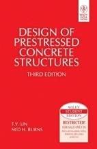 Design Of Prestressed Concrete Structures 3Ed (Pb 2015)
