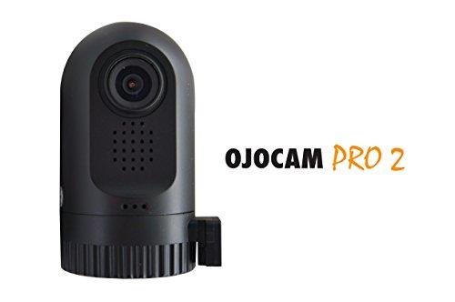 Ojocam Pro2 Plus 0805 Mini Dash Cam with GPS, G-Sensor & 32gb Memory Card