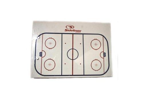 Sidelines Sport Partner kleine Taktiktafel Eishockey (3