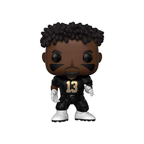 Funko - Pop! NFL: Saints - Michael Thomas (Home Jersey) Figura De Vinil, Multicolor (42875)