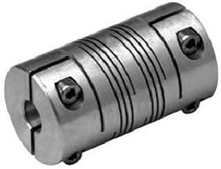 Lovejoy ADB5 68514476842 Double Beam Coupling, Aluminum, Inch, 3/8