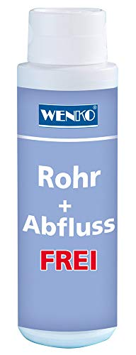 Wenko Bio-Rohr- und Abflussfrei Fassungsvermögen, 1er Pack (1 x 60 g)