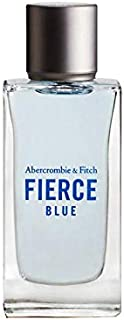Abercrombie & Fitch Fierce Blue Eau De Cologne 1.7oz/50ml New In Box