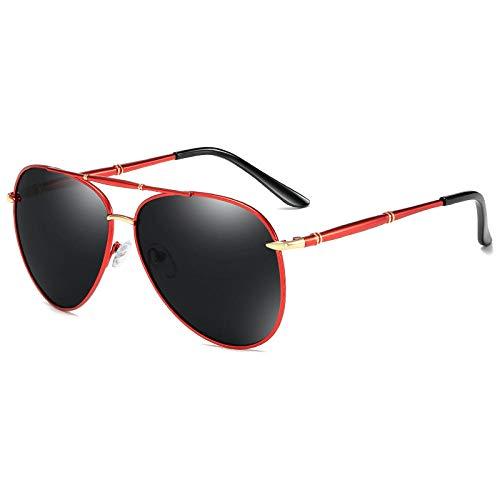 Gafas De Sol Hombre Mujeres Ciclismo Gafas De Sol Polarizadas Clásicas para Hombre, Gafas De Sol para Hombre, Gafas De Metal para Hombre-02