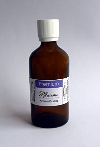 PREMIUM Aroma Essenz 100 ml konzentriert (Pflaume) für SPIRITUOSEN und Lebensmittel, Deutsches Produkt!