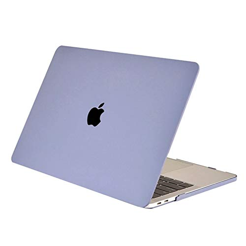 SsHhUu MacBook Pro 13 inch Case A1278, Ultra Slim Plastic Snap On Hard Shell Protective Case for MacBook Pro 13' (Old Version with CD-ROM, Release 2012/2011/2010/2009/2008),Lavender Purple