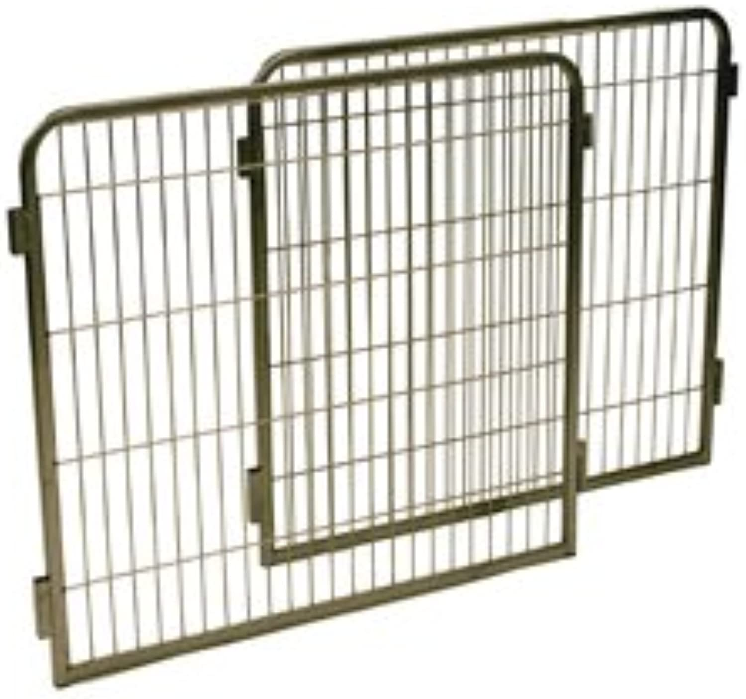 31 ins Pair of extra panels for 35ins high Crufts Freedom play pen