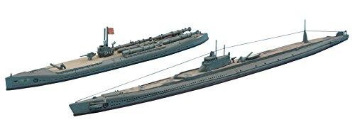 ハセガワ 1/700 ウォーターラインシリーズ 日本海軍 潜水艦 伊-370/伊-68 プラモデル 432