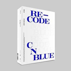 CNBLUE (シーエヌブルー) - RE-CODE [Standard ver.] (8THミニアルバム/CD+ブックレット92P+折りたたみポスター1種+ポストカード3種+フォトカード2種) ★★Kstargate限定★★