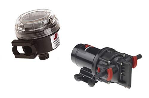 Johnson Pump SPX Druckwasserpumpe für Wassersystem Druckwasserpumpe Aqua Trinkwasserpumpe Größe WPS 2.9 11l/min
