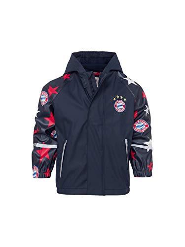 FC Bayern München Matsch- und Regenjacke Kinder NA, 98/104