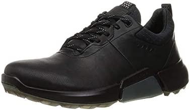 ECCO Men's Biom Hybrid 4 Gore-tex Waterproof Golf Shoe, Black, 11-11.5