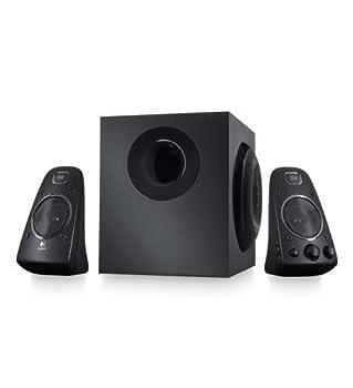 Logitech Z623 2.1 Speaker System with Subwoofer 980-000442