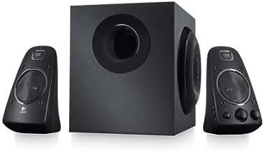 Logitech Speaker System Z623 THX-Certified (200 watts) (980-000402)