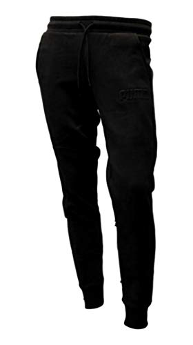 PUMA Herren Modern Basics Pants FL cl Jogginghose, Black, XXL