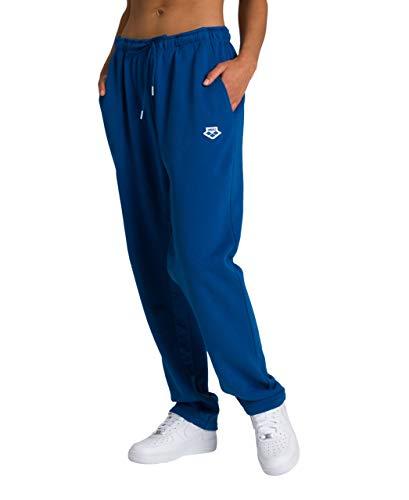 ARENA Fleece Pant Team, Pantaloni Unisex-Adult, Triple Denim, S