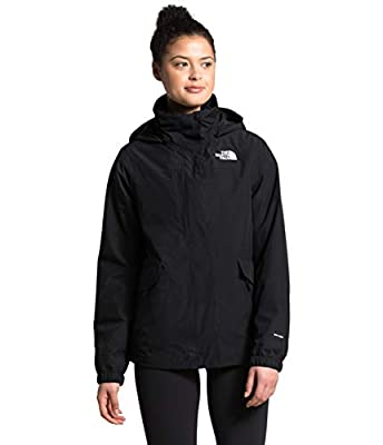 The North Face Women's Osito Triclimate Jacket, TNF Black, S