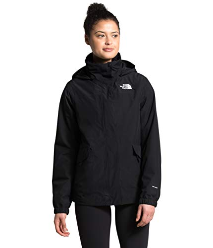 The North Face Women's Osito Triclimate Jacket, TNF Black, L