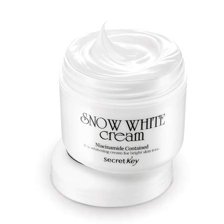 Secret Key Snow White Cream 50 g/Corée Cosmetics
