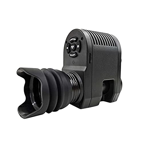 BEIHUAN Digital Night Vision Monocular Scope 720P Image HD Infrared IR Camera for Hunting and Wildlife, Up to 1150Ft Detection Distance The Best Gift for Father's Day