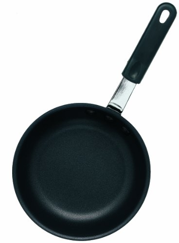 Crestware 8-1/2-Inch Inch Teflon Platinum Pro Fry Pan with Molded Handle withstand Heat up to 450F