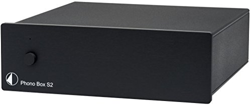 Pro-Ject Phono Box S2 Stadio Phono, Nero