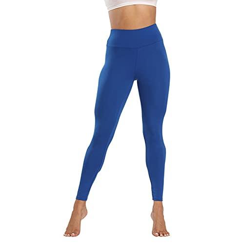 Pantalones de Yoga de Cintura Alta para Mujer, Pantalones elásticos de Secado rápido, Leggings para Exteriores, Pantalones para Correr, Pantalones de chándal HM
