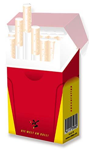 Spanisches Trikot als Hülle für Zigarettenschachteln - indo slipp Design Spanien Trikot - Soccer-Edition (1 Stck.)