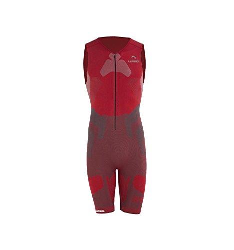 Lurbel – Body Suit Trail Pro Evo, Couleur Rouge, Taille l