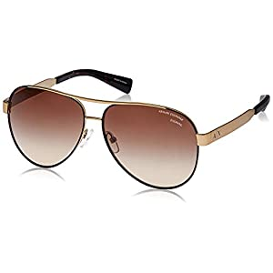 Armani sunglasses for men and women Armani Exchange Womens Sunglasses (AX2018) Metal