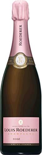 Louis Roederer Champagne Brut Rosé 2014 ohne Geschenkpackung Champagner (1 x 0.75 l)
