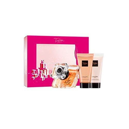 Lancôme Trésor X-Mas Holiday Duftset (Eau de Parfum,30ml+Körperlotion,50ml+Duschgel,50ml) 1er Pack(1 x 400 g)