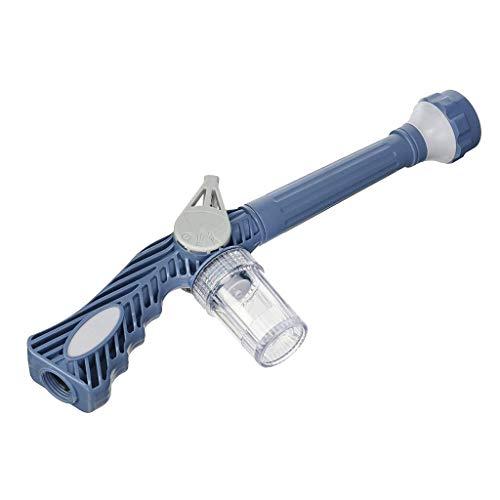 Gazechimp Pistola de PULVERIZACIÓN de Agua 8 en 1: Jardín, Agua de Coche, Lavadora de Presión