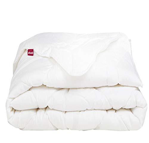 Abeil - Edredón ecológico Actitud Ligera, algodón, 240 x