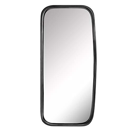1x LKW, Transporter oder Bus Spiegel universal 36,5 x 18 cm Größe mit flexibler Halterung