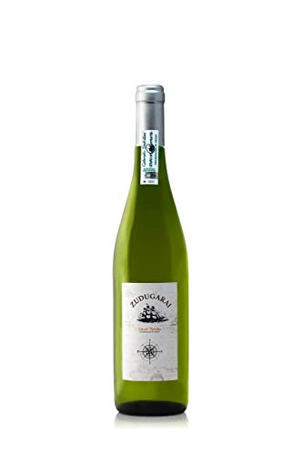 ZUDUGARAI Blanco & White GETARIAKO TXAKOLINA DO Ardoa Euskadi Basque Country Wines (PEDIDO MÍNIMO 3 UDS. POSIBILIDAD DE HACER PEDIDOS MIXTOS DE TXAKOLIS Y RIOJAS)