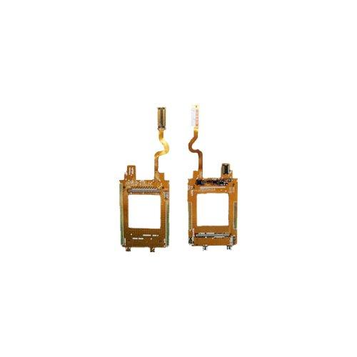 Flex lcd voor Samsung SGH E500 E 500 kabel Flat Flet Ribbon Cable Flexibel Garantie vervanging reparatie