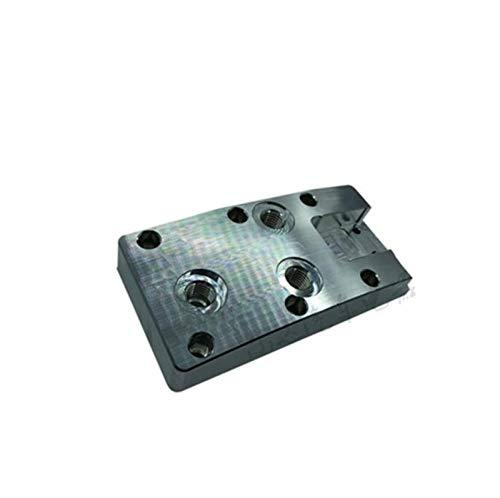 LXH-SH Das elektromagnetische Ventil Pumpe Aluminiumplatte 4931694 5273337 5273338 Doser Pump Industriebedarf (Color : Top Plate)