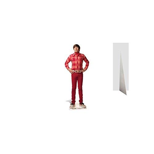 STAR CUTOUTS - Stsc621 - Figurine Géante CTN Howard Wolowitz - The Big Bang Theory