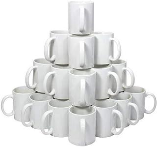 11oz white mugs for sublimation 36 pack