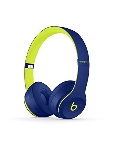 Cuffie Beats Solo3 Wireless (Bluetooth) - Pop Collection, Blu (Indigo)