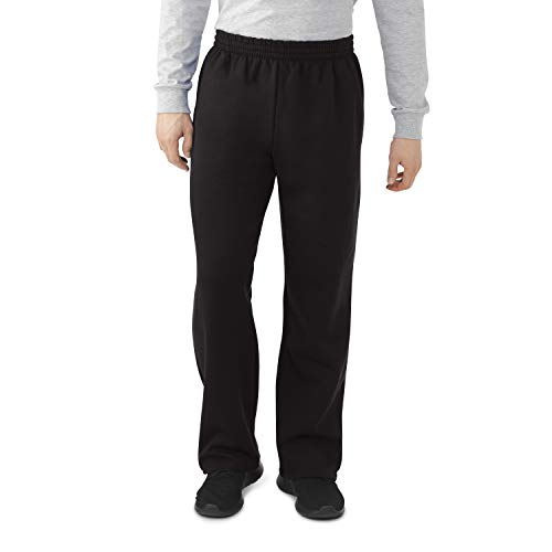 Best Men's Open Bottom Sweatpants