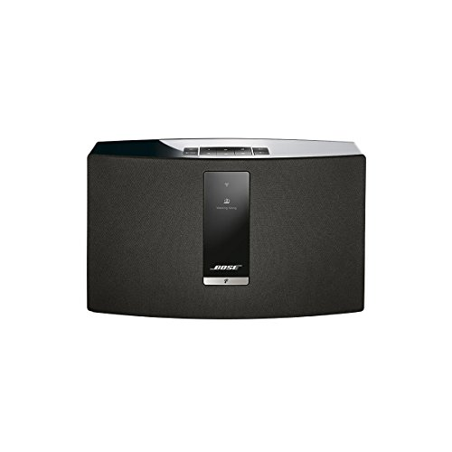 Bose SoundTouch 20 Serie III - Altavoz Inalámbrico con WiFi y Bluetooth, Negro