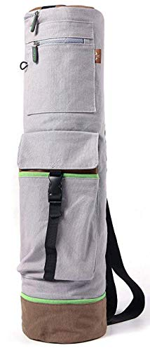 Heathyoga Yoga Mat Bag JP (Gray)